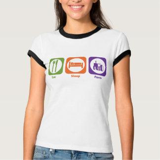 Eat Sleep Farm T-Shirt