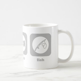 Eat. Sleep. Fish. Mug