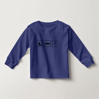 Eat Sleep Gamble Toddler T-Shirt