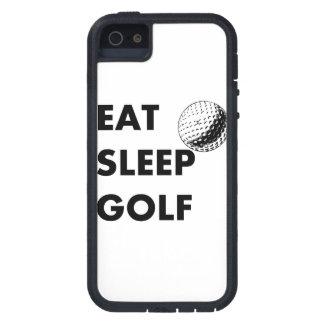 Eat Sleep Golf iPhone 5 Covers