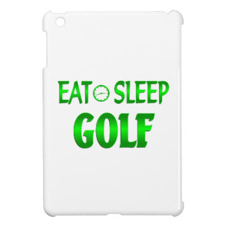 Eat Sleep Golf Cover For The iPad Mini