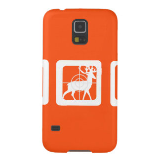 Eat Sleep Hunt Galaxy S5 Cover