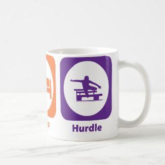 Eat Sleep Hurdle Mug