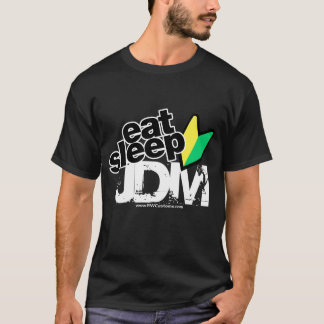 Eat Sleep JDM T-Shirt