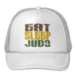 Eat Sleep Judo 1 Cap
