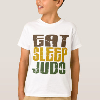 Eat Sleep Judo 1 T-Shirt