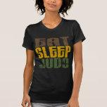 Eat Sleep Judo 1 Tshirts