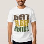 Eat Sleep Kendo 1 T Shirts