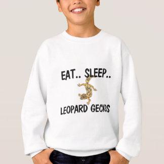 Eat Sleep LEOPARD GECKOS Sweatshirt