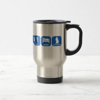 Eat Sleep Lichtenstein Coffee Mug