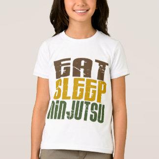 Eat Sleep Ninjutsu 1 T-Shirt