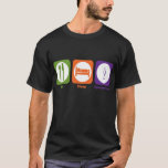 Eat Sleep Operate a Crane T-Shirt