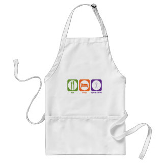 Eat Sleep Operate a Radio Standard Apron