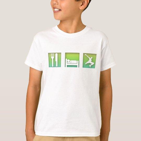 Eat, Sleep, Parkour T-Shirt