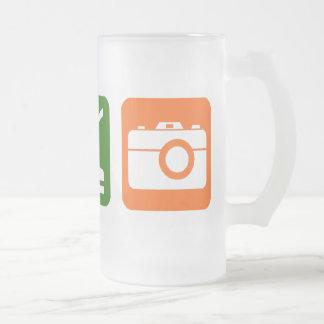 Eat Sleep Photography Coffee Mugs