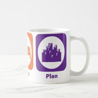Eat Sleep Plan Coffee Mug