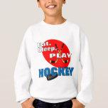 Eat Sleep Play Hockey T Shirts