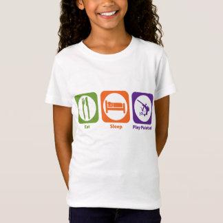 Eat Sleep Play Paintball T-Shirt