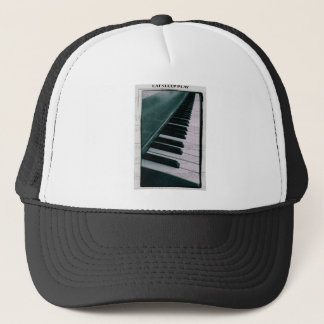 Eat Sleep Play (Piano) Trucker Hat