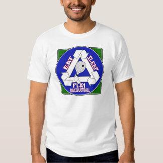 Eat Sleep Play Racquet Ball T-shirt