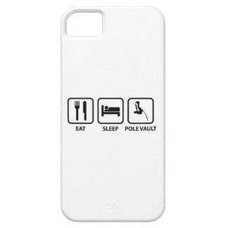 Eat Sleep Pole Vault iPhone 5 Covers