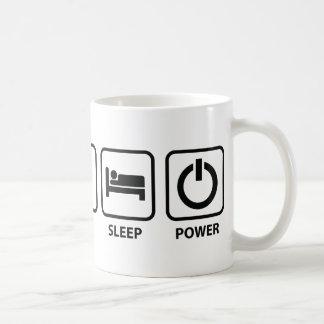 Eat Sleep Power Mug