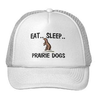 Eat Sleep PRAIRIE DOGS Trucker Hat