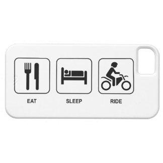 Eat Sleep Ride iPhone 5 Case
