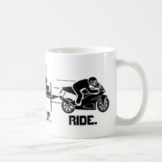 Eat. Sleep.Ride Mug
