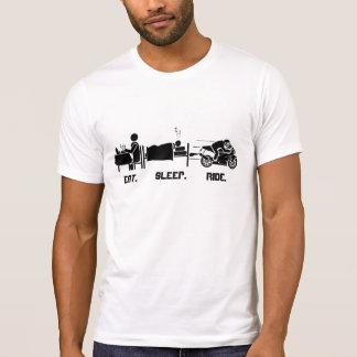 Eat. Sleep.Ride T-Shirt
