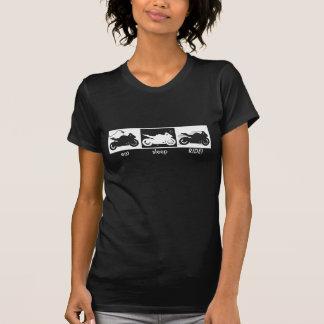 Eat • Sleep • Ride! Tshirts