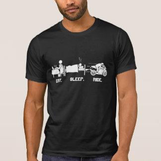 Eat. Sleep.RideT-Shirt Tshirts