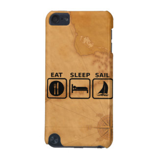 Eat Sleep Sail iPod Touch (5th Generation) Covers