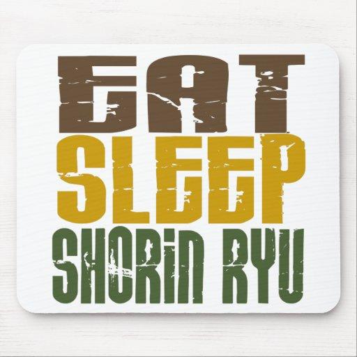 Eat Sleep Shorin Ryu 1 Mousepad