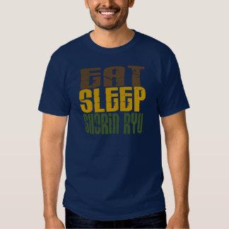 Eat Sleep Shorin Ryu 1 Shirt