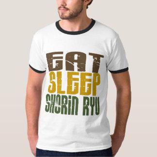 Eat Sleep Shorin Ryu 1 T-shirt