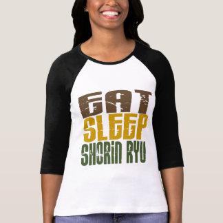 Eat Sleep Shorin Ryu 1 T-shirts