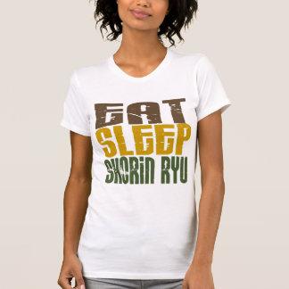 Eat Sleep Shorin Ryu 1 Tee Shirt
