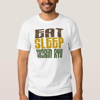 Eat Sleep Shorin Ryu 1 Tshirts