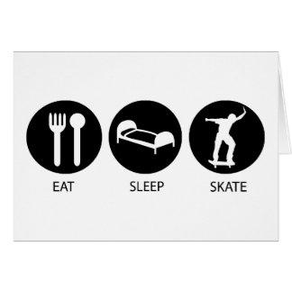Eat Sleep Skate Cards