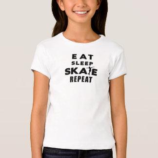 Eat Sleep Skate Repeat T-Shirt