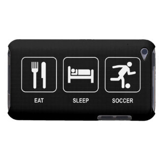 Eat Sleep Soccer Case-Mate iPod Touch Case
