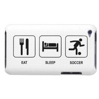 Eat Sleep Soccer iPod Case-Mate Cases