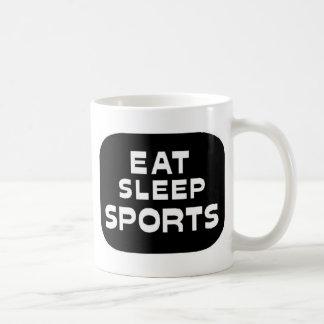 Eat Sleep Sports Mug