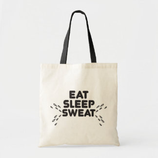 eat sleep sweat - funny sports