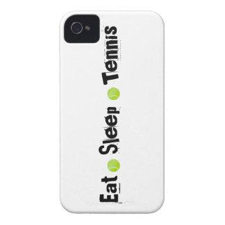 Eat, Sleep, Tennis iPhone 4 Case-Mate Case