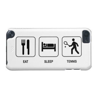 Eat Sleep Tennis iPod Touch (5th Generation) Case