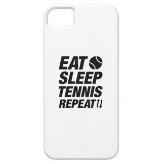 Eat Sleep Tennis Repeat iPhone 5 Cover