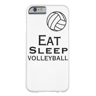 Eat. Sleep. Volleyball Case Barely There iPhone 6 Case
