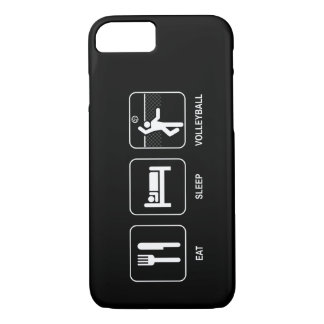 Eat Sleep Volleyball iPhone 7 Case